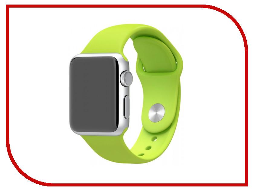 Аксессуар Браслет Apres APPLE Watch 42mm S/M Green green apple green apple квадратный горшок с автополивом на колесиках 45 45 42 красный