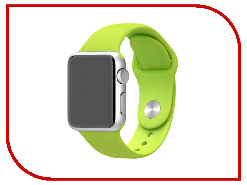 Аксессуар Браслет Apres APPLE Watch 42mm S/M Green аксессуар браслет apple watch 42mm apres s m pink sand