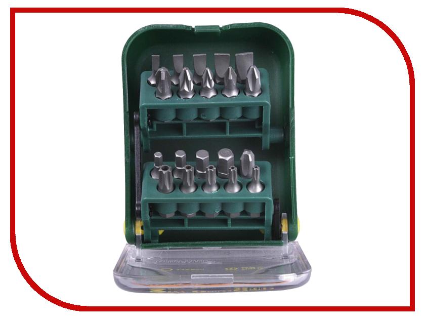 Бита Kraftool Expert 25mm 21шт 26135-H21 бита с торцевой головкой kraftool expert 26399 h2