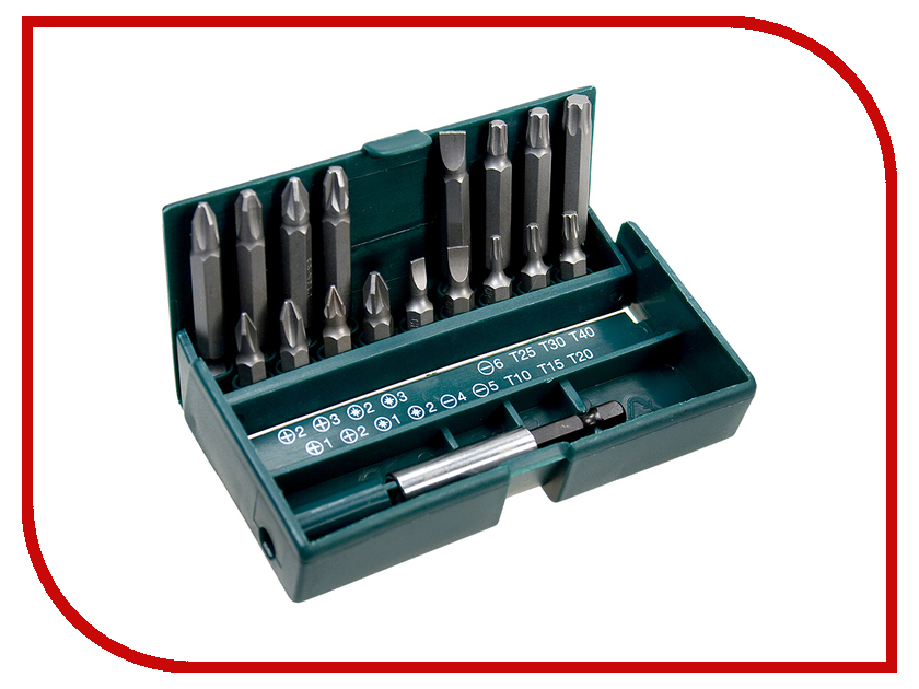 Бита Kraftool Expert 18шт 26131-H18 отвертка kraftool expert 26143 h18