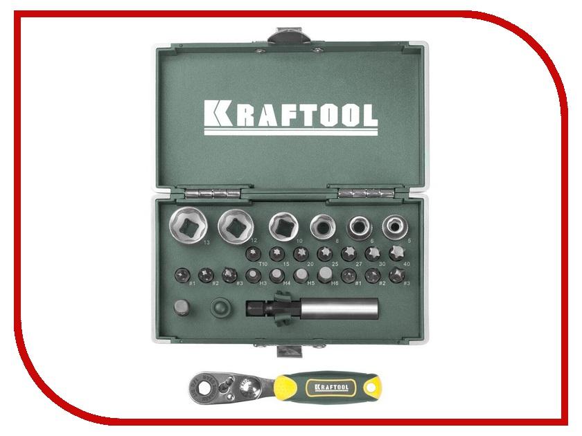 Бита Kraftool X-Drive 26шт 26065-H26