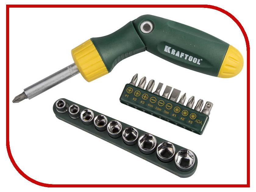 Отвертка Kraftool Bit-Lock 26151-H21 камера панасоник sdr h21 батарейку