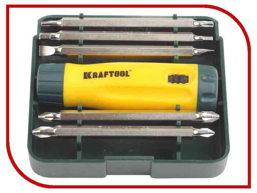 Отвертка Kraftool 26141-H6 kraftool 26141 h6