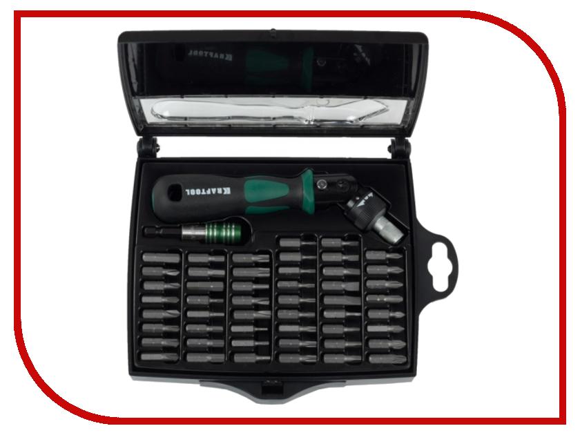 Отвертка Kraftool Expert 25555-H52 отвертка kraftool expert 25554 h55