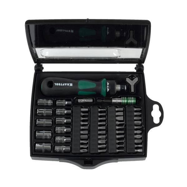 цена на Отвертка Kraftool Expert 25554-H55