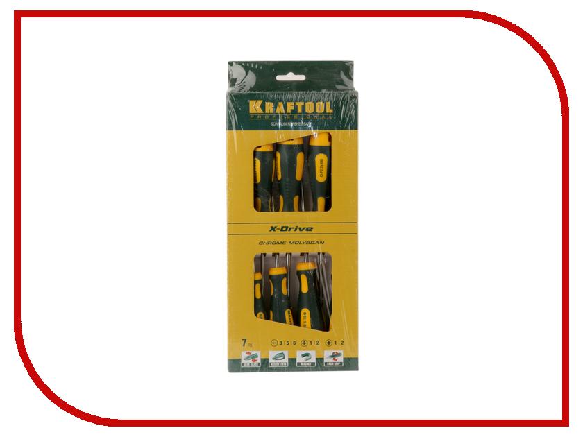 Отвертка Kraftool X-Drive 250081-H7