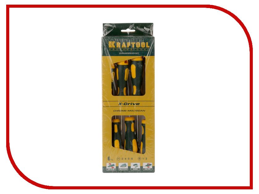 Отвертка Kraftool X-Drive 250081-H6 kraftool 26141 h6
