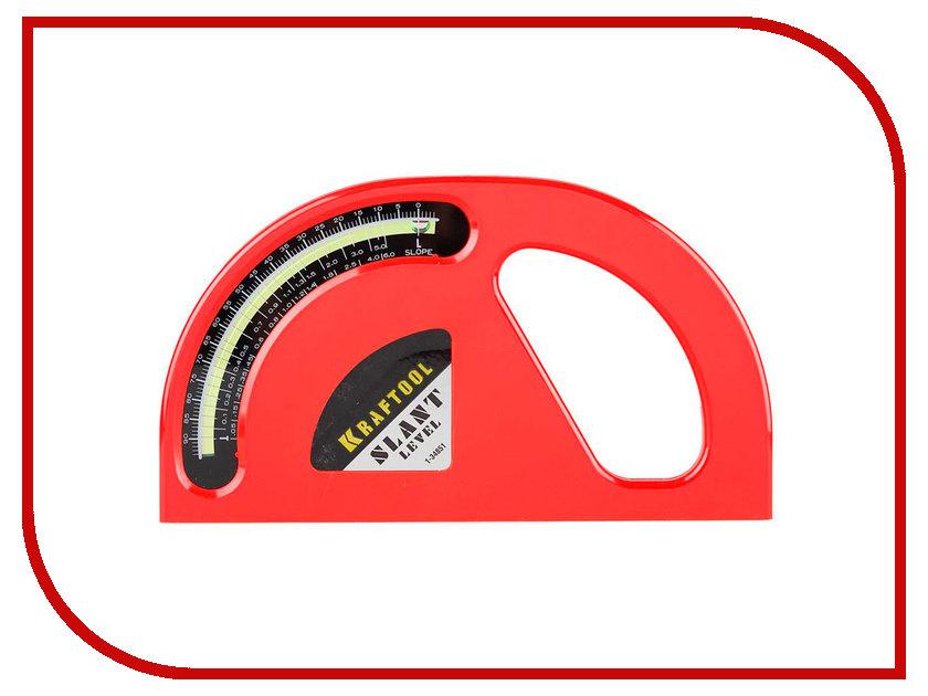 Уровень-угломер Kraftool Pro 1-34851 уровень угломер электронный ada pro digit rumb а00481