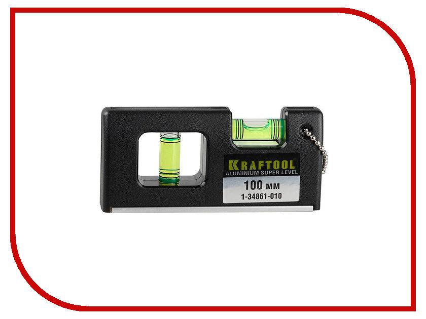 Уровень Kraftool Pro Мини 1-34861-010 уровень kraftool superkraft t 34717 040