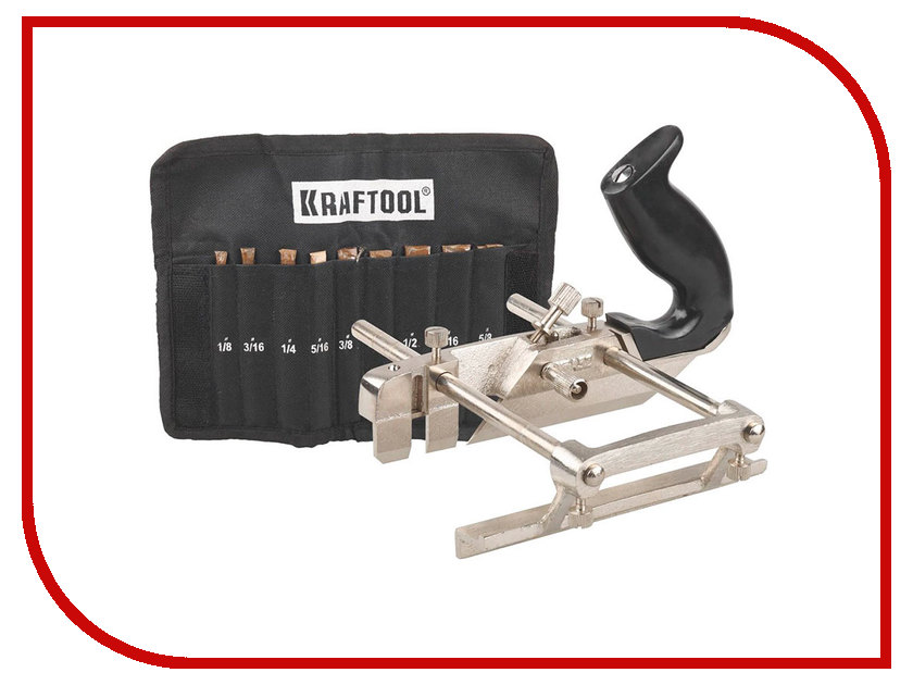 Инструмент Рубанок Kraftool Expert Multi 1-18541-H9
