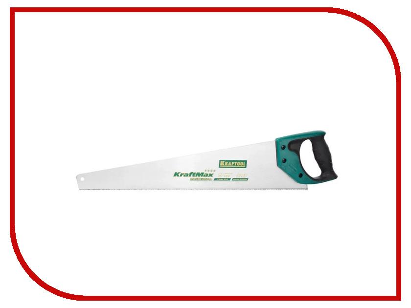 Пила Kraftool KraftMax-7 15221-50 кисть kraftool 1 01018 50