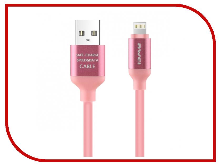 Аксессуар Awei CL-80 Pink колонка awei y900 pink