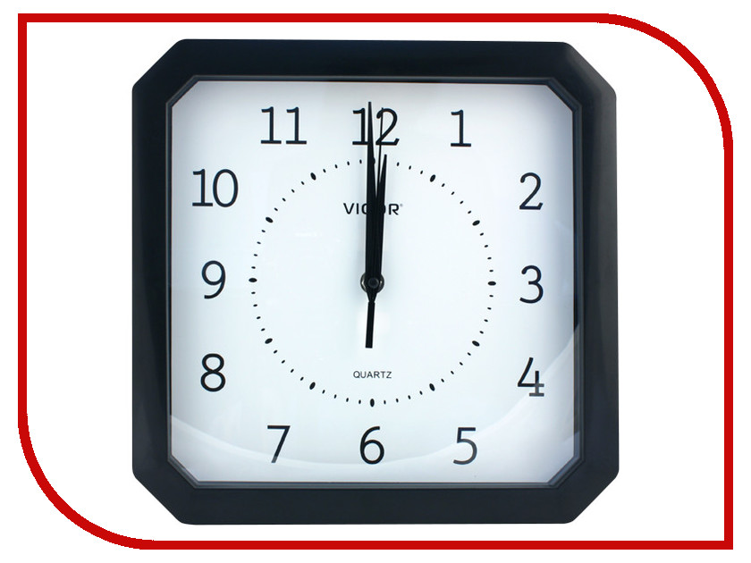 Часы Vigor К-28 Классика Black цена и фото