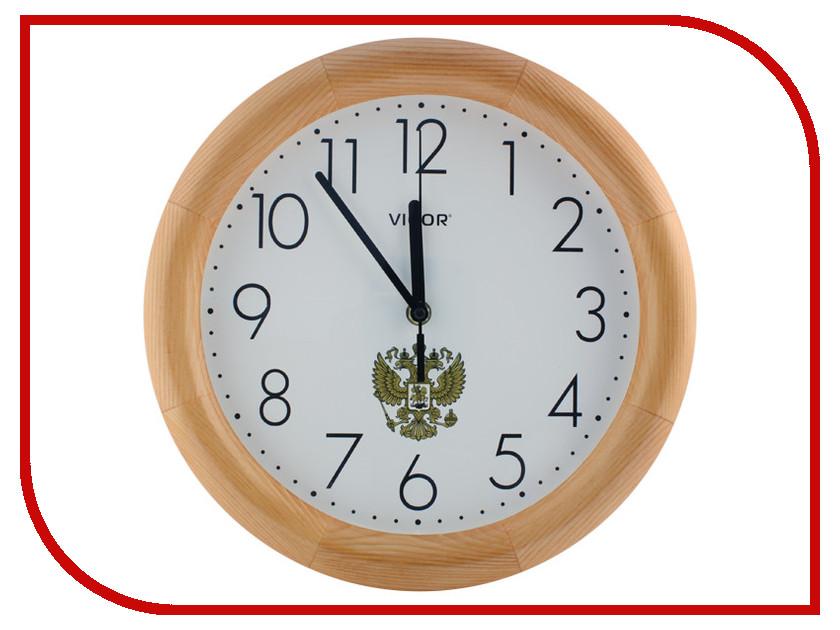 Часы Vigor Д-30 Герб в дереве
