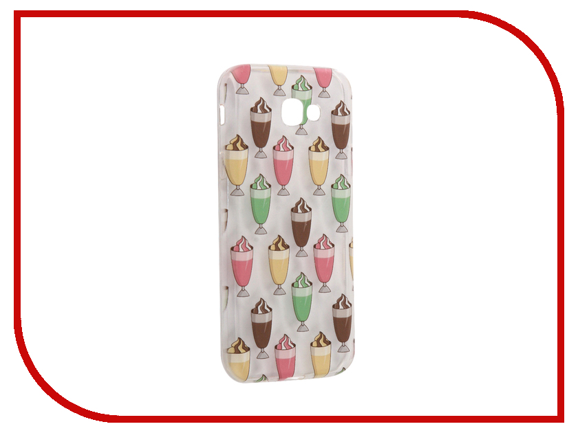 Аксессуар Чехол Samsung Galaxy A7 2017 With Love. Moscow Silicone Cocktails 5089 аксессуар чехол samsung galaxy a7 2017 with love moscow silicone russia 5090