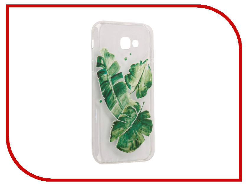 Аксессуар Чехол Samsung Galaxy A7 2017 With Love. Moscow Silicone Foliage 5094 аксессуар чехол samsung galaxy a7 2017 with love moscow silicone pen 5099