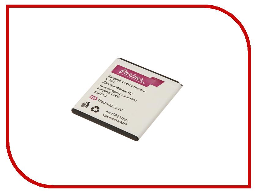 Аккумулятор Partner для Fly BL4013 1950mAh ПР037501