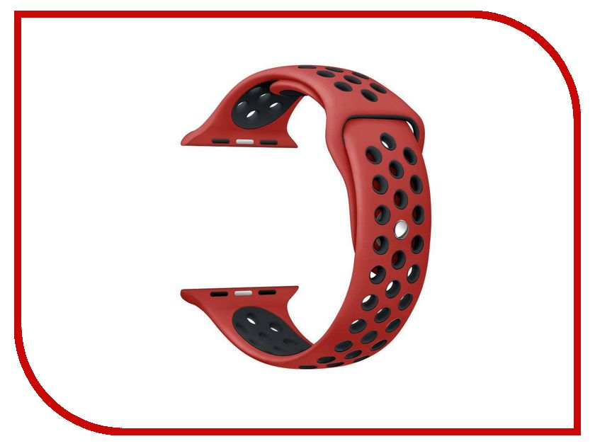 Аксессуар Браслет APPLE Watch 42mm Apres M/L Red-Black