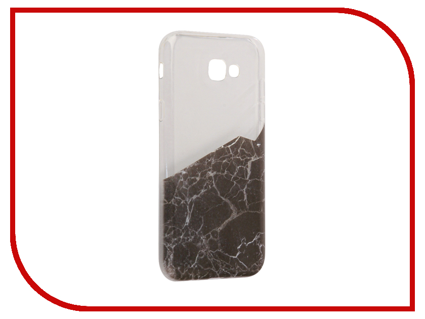 Аксессуар Чехол Samsung Galaxy A7 2017 With Love. Moscow Black Silicone Marble 2 5110 аксессуар чехол samsung galaxy a7 2017 with love moscow silicone russia 5090