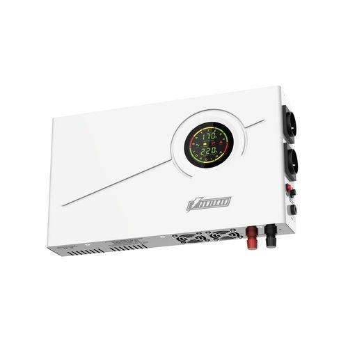 Источник бесперебойного питания Powerman Smart 1000 INV батарея powerman ca12120 ups 12v 12ah