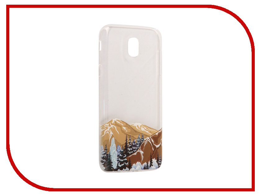 Аксессуар Чехол Samsung Galaxy J5 2017 With Love. Moscow Silicone Mountains 5134 аксессуар чехол samsung galaxy j5 2017 with love moscow silicone fruit 5162