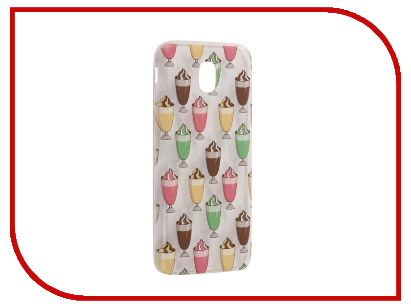 Аксессуар Чехол Samsung Galaxy J5 2017 With Love. Moscow Silicone Cocktails 5145 аксессуар чехол samsung galaxy j5 2017 with love moscow silicone fruit 5162