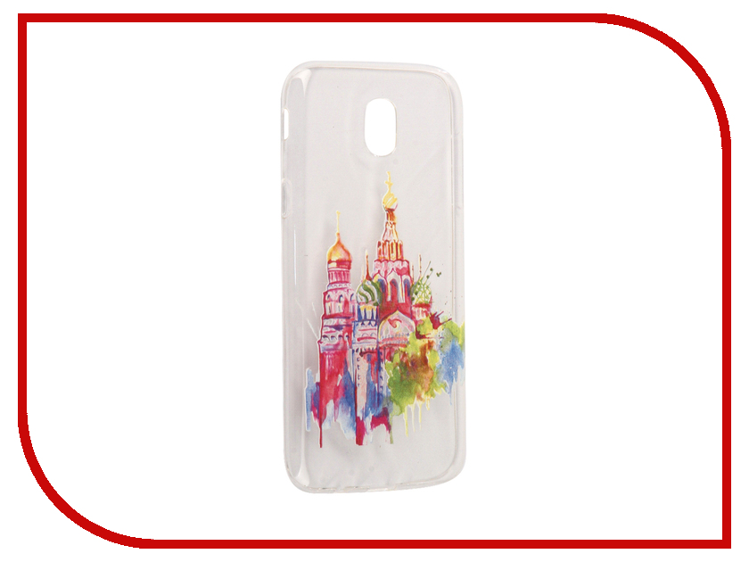 Аксессуар Чехол Samsung Galaxy J5 2017 With Love. Moscow Silicone Russia 5146 аксессуар чехол samsung galaxy j5 2017 with love moscow silicone fruit 5162