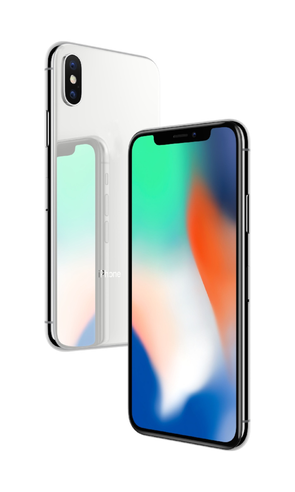Сотовый телефон APPLE iPhone X - 256Gb Silver MQAG2RU/A