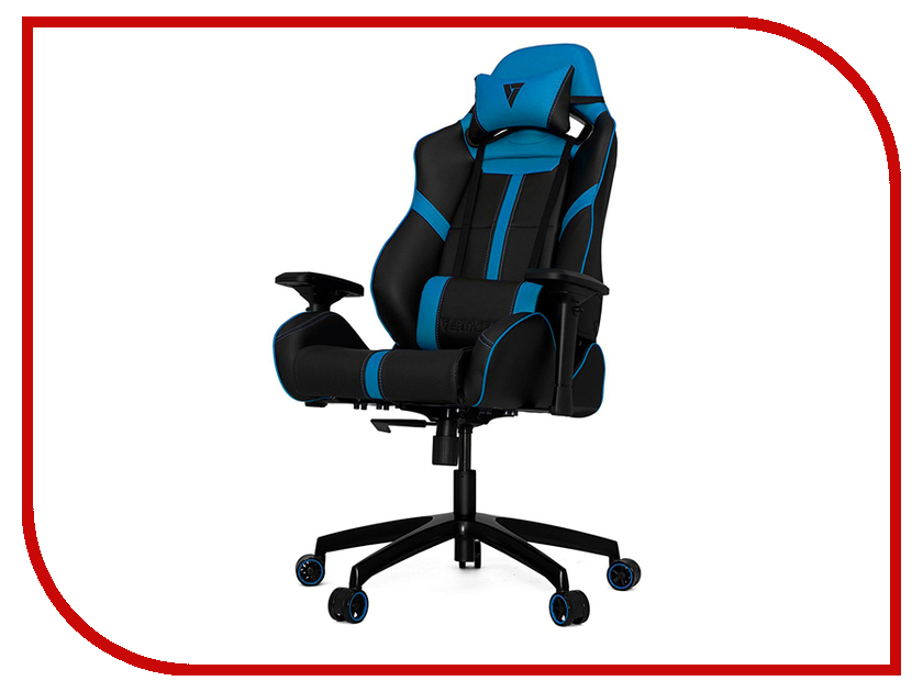 Компьютерное кресло Vertagear Racing Series S-Line SL5000 Black-Blue