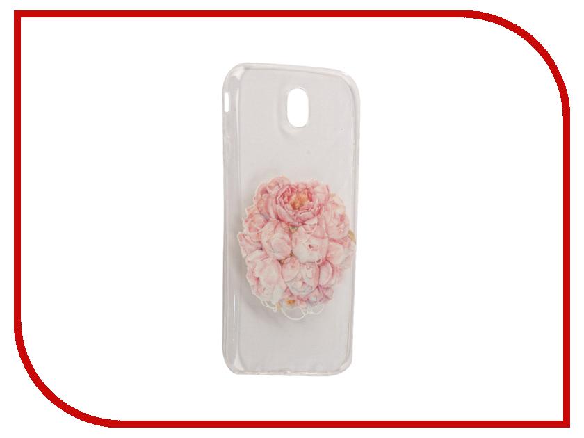 Аксессуар Чехол Samsung Galaxy J7 2017 With Love. Moscow Silicone Flower 5220 бензопила eurolux gs 5220