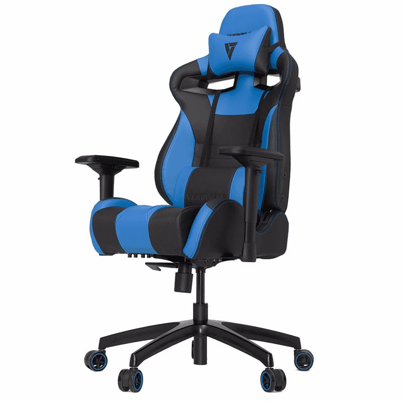 Компьютерное кресло Vertagear Racing Series S-Line SL4000 Black-Blue