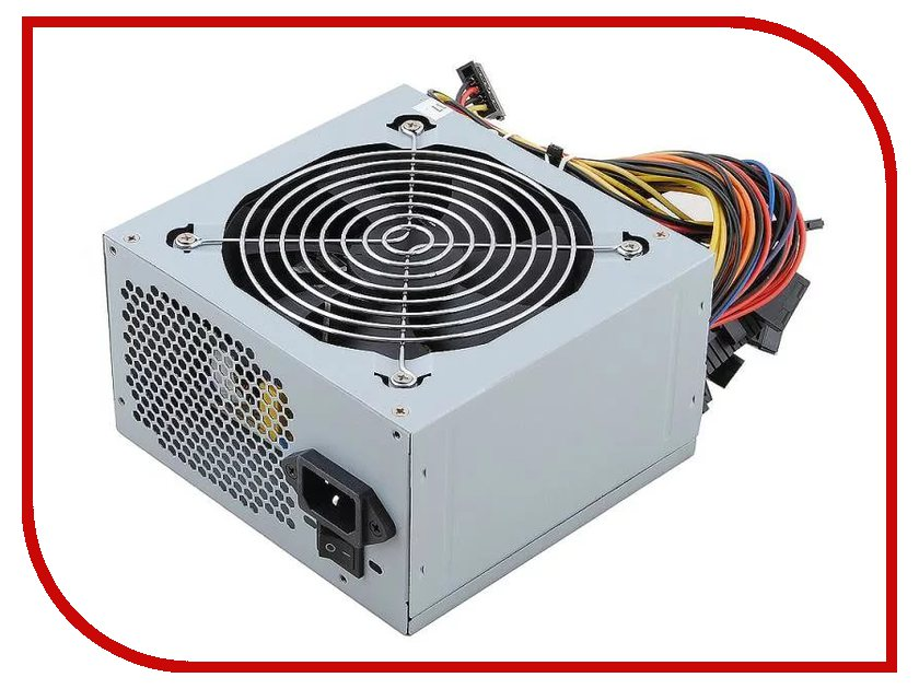 Блок питания LinkWorld ATX 500W LW6-500W