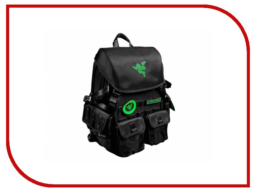 Рюкзак Razer Tactical Pro Backpack RC21-00720101-0000 гарнитура razer kraken pro v2 oval black