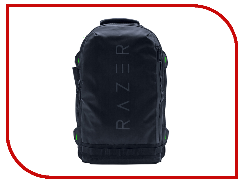Рюкзак Razer Rogue Backpack 17.3 RC81-02630101-0000 26s15hm 5800 a8m200 0000 with iv0 m260twr1 used disassemble