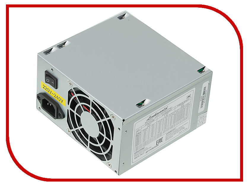 Блок питания LinkWorld ATX 350W LW2-350W (LPE) блок питания 350w linkworld lw2 350w