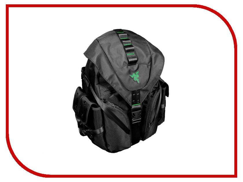 Рюкзак Razer Mercenary Backpack RC21-00800101-0000 гарнитура проводная razer kraken usb
