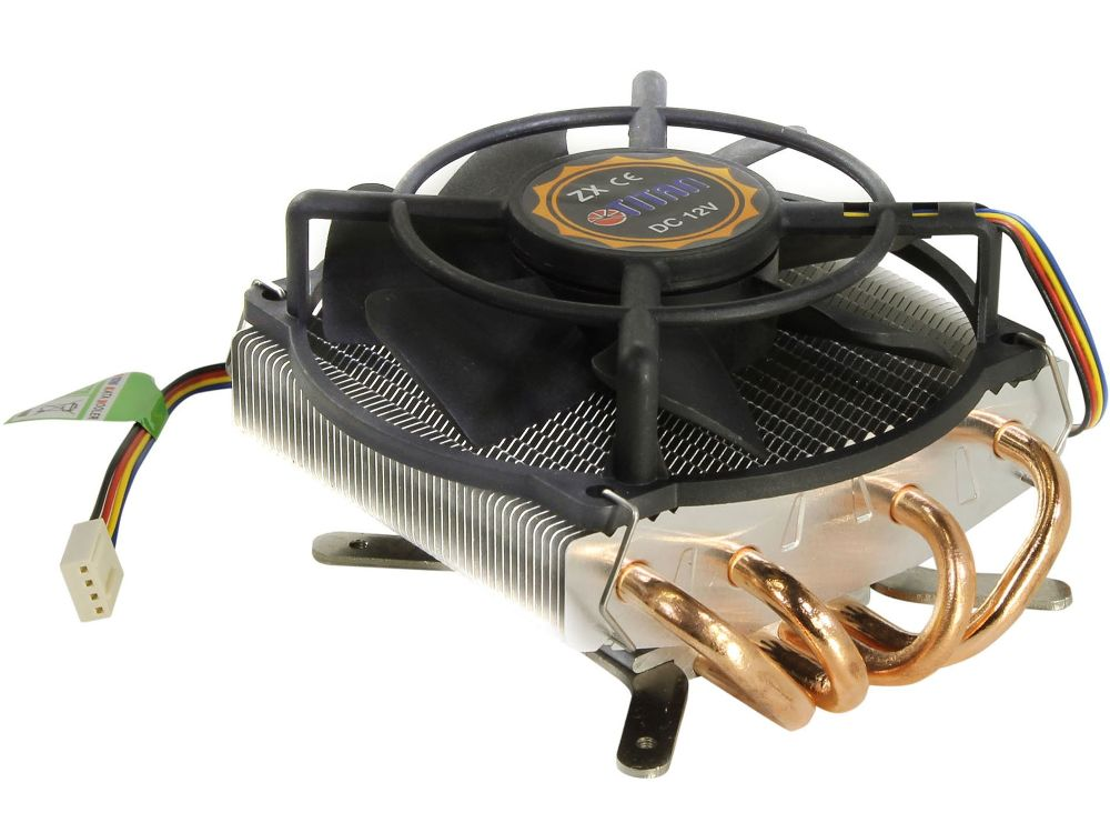 Кулер TITAN TTC-NK96TZ/NPW (Intel LGA1150/LGA1151/LGA1155) цена