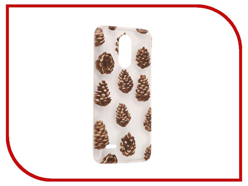 Аксессуар Чехол LG K10 2017 / K20 Plus With Love. Moscow Silicone Cones 5615 деревообрабатывающий станок prorab 5615