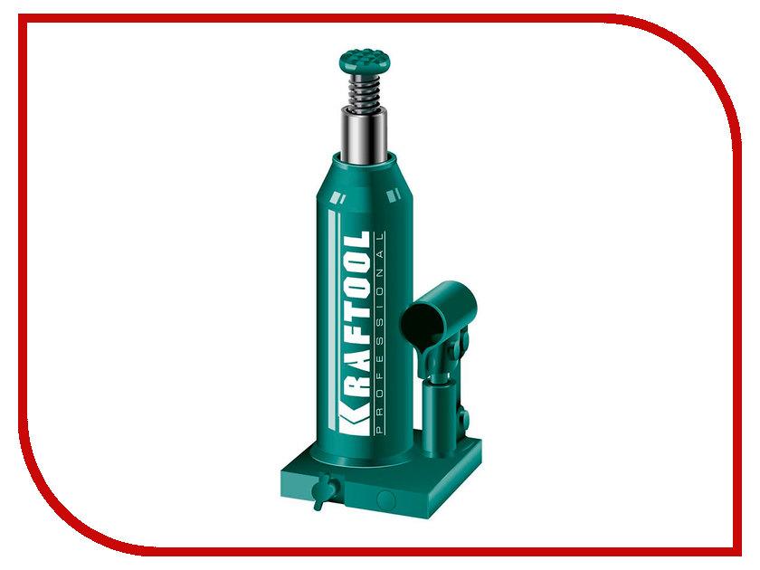 Домкрат Kraftool Kraft-Lift 4т 206-393мм 43462-4_z01 тонкогубцы kraftool kraft мах 200мм 22011 3 20