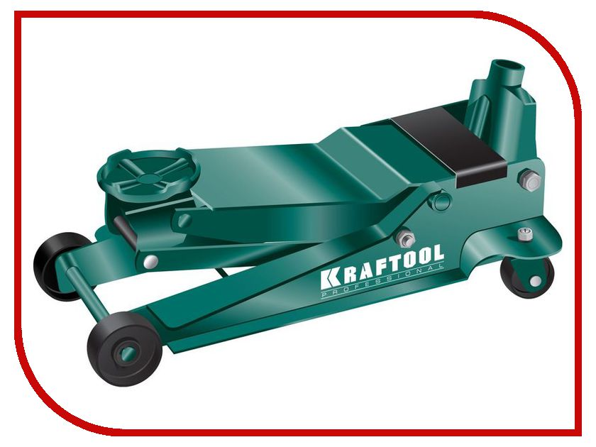 Домкрат Kraftool Universal 3.5т 95-552мм 43454-3.5
