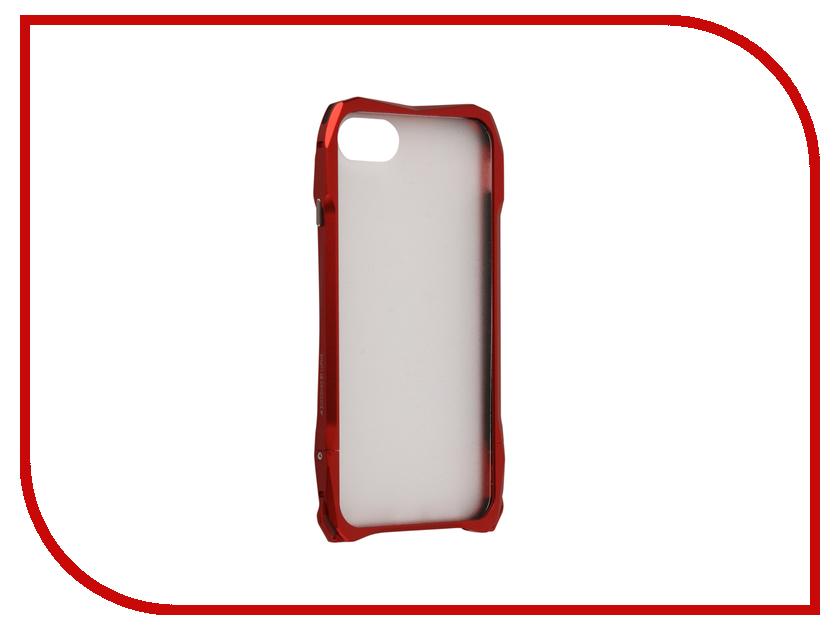 Аксессуар Чехол Luphie для iPhone 7 Sports-Car Red PX / LUPH-IPH67-SPORTCAR-re