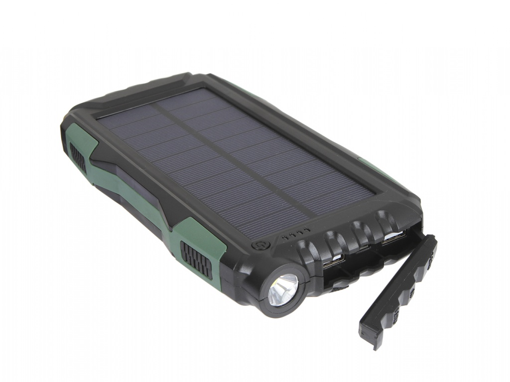 Аккумулятор KS-is KS-303 20000mAh Black-Green