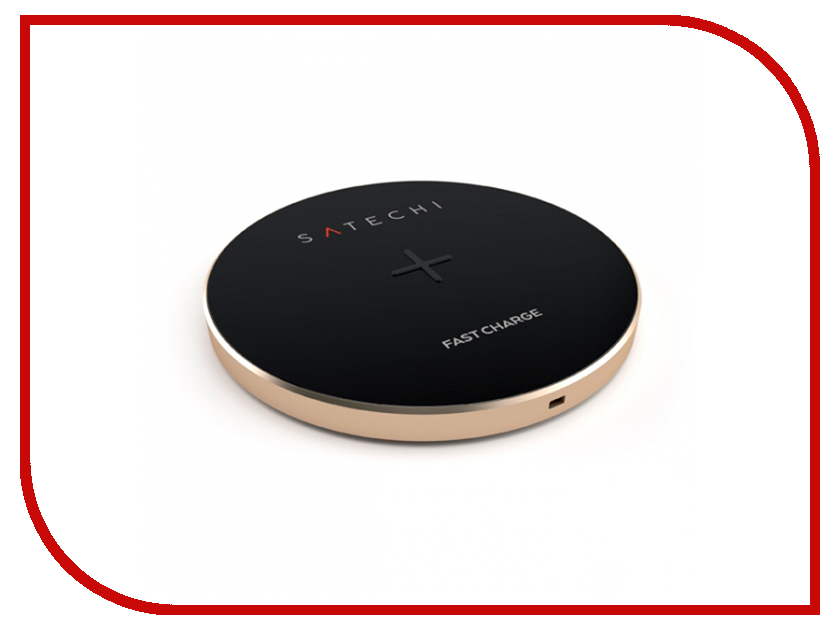 Зарядное устройство Satechi Wireless Charging Pad для iPhone 8/8 Plus/X Gold ST-WCPG custom wall papers home decor flamingo sea 3d wallpaper murals tv background kitchen study bedroom living room 3d wall murals