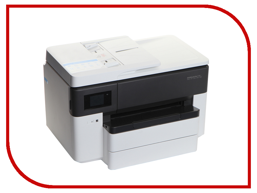 МФУ HP OfficeJet Pro 7730 Y0S19A принтер hewlett packard hp officejet 100 moblie
