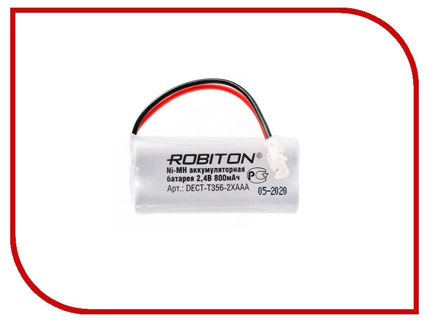 Аккумулятор T356 - Robiton DECT-T356-2XAAA PH1 14617