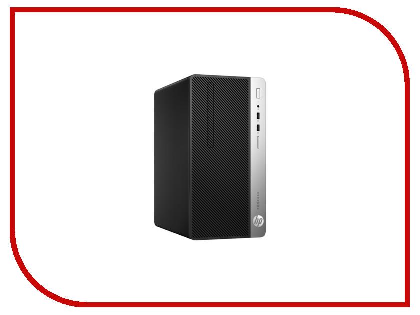 Настольный компьютер HP ProDesk 400 G4 MT 1HL03EA (Intel Core i5-6500 3.2 GHz/8192Mb/1000Gb/DVD-RW/Intel HD Graphics 530/Gigabit Ethernet/Windows 10 Pro) hewlett packard hp лазерный мфу печать копирование сканирование