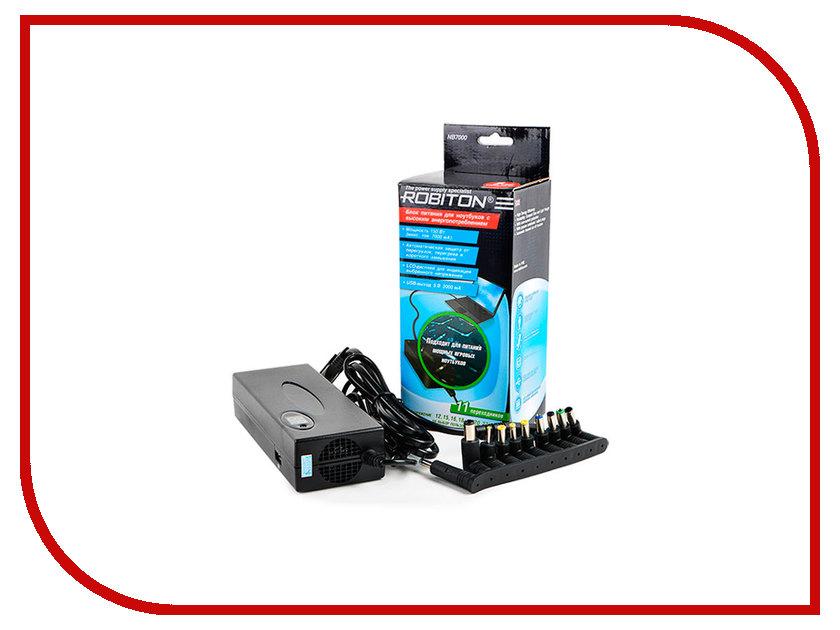 Блок питания Robiton NB7000 BL1 SP-7.0-24/12-N 14655 блок питания robiton tn1000s 14527