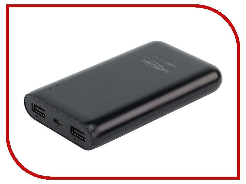 Аккумулятор Ansmann 10800mAh 1700-0067 14878 аккумулятор d ansmann r20 10000 mah ni mh бочка 2 шт 5030642