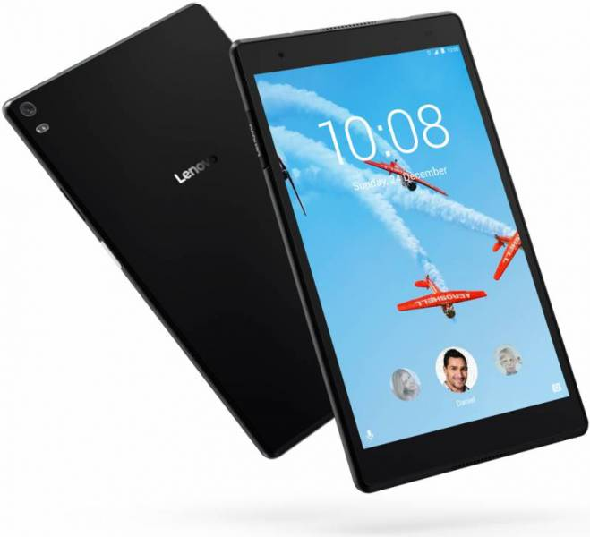 Планшет Lenovo Tab 4 8 Plus TB-8704X ZA2F0087RU (Qualcomm Snapdragon 625 2.0 GHz/3072Mb/16Gb/GPS/LTE/3G/Wi-Fi/Bluetooth/Cam/8.0/1920x1200/Android) lenovo tab4 tb 8704x [za2f0106ru] 8 ips 1920x1200 qualcomm msm8953 4gb 64gb 4g lte wifi bt sd android 7 0 white