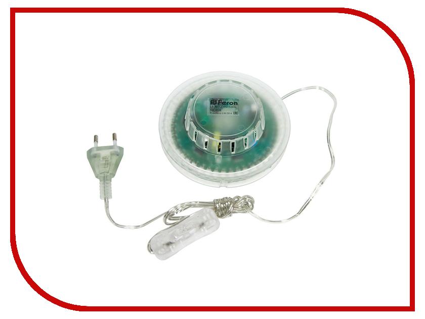 Светильник Feron LB-801 48LED 220V 5W RGB 13425